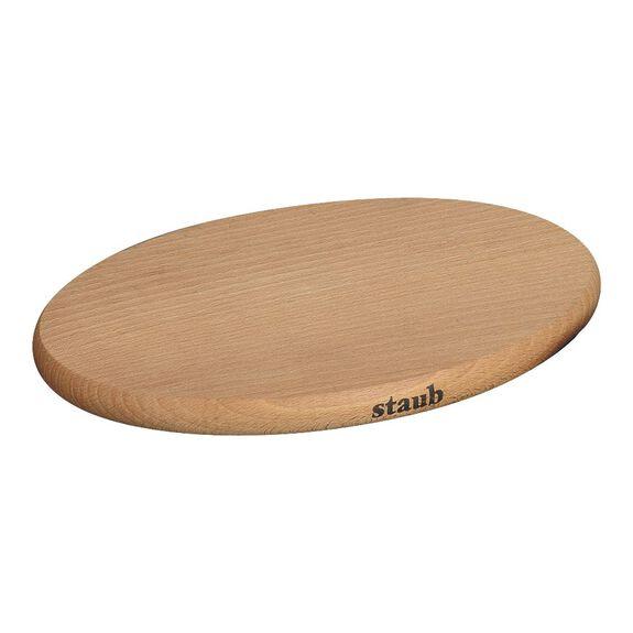 Nihale Mıknatıslı, 21 cm | Kahverengi | Oval,,large