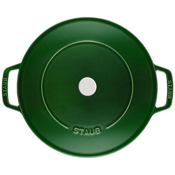 9.5-inch Enamel Saute pan Chistera,,large 3