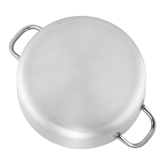 11.6-qt Aluminum Braiser, , large 3