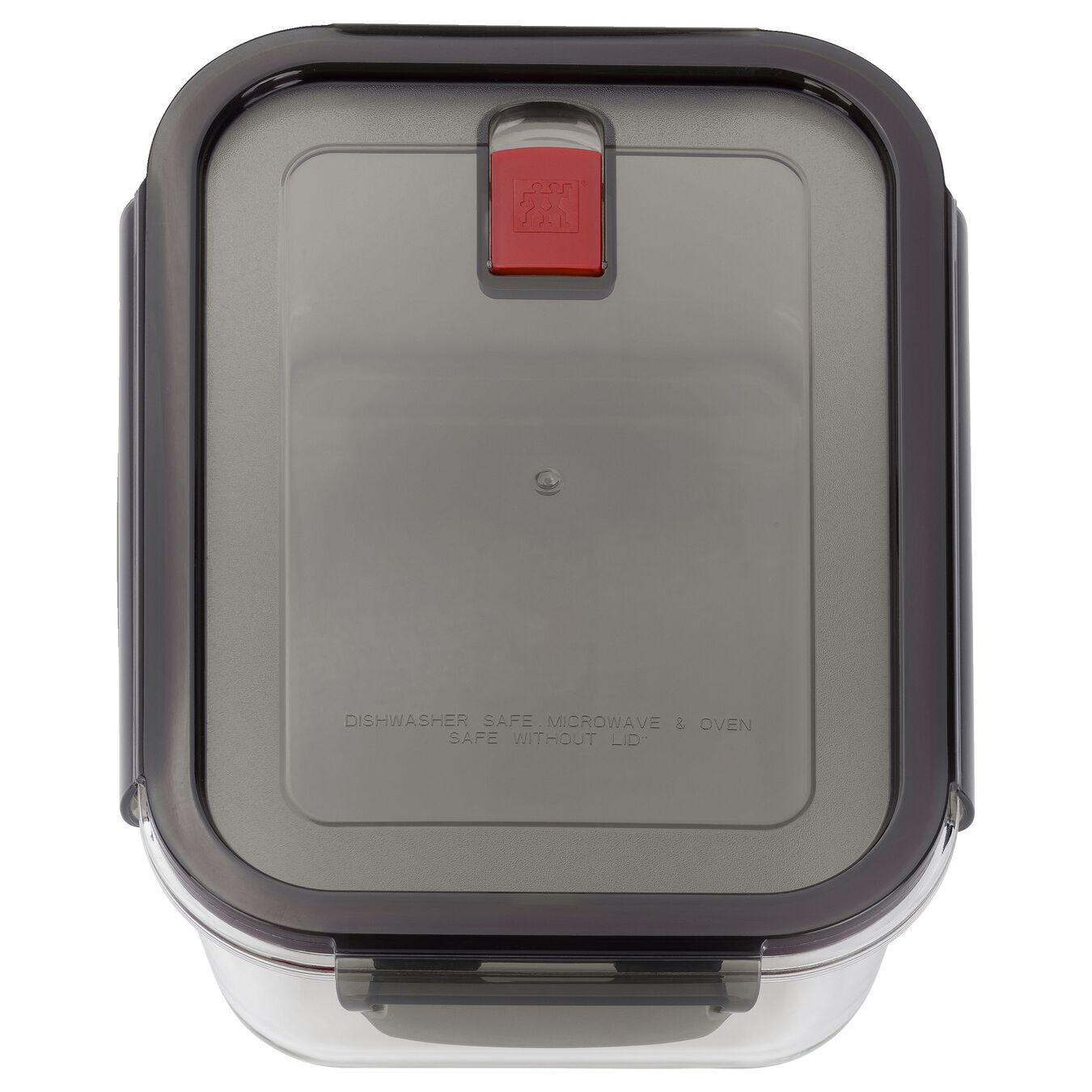 1.47-Qt. Rectangular Storage Container,,large 4