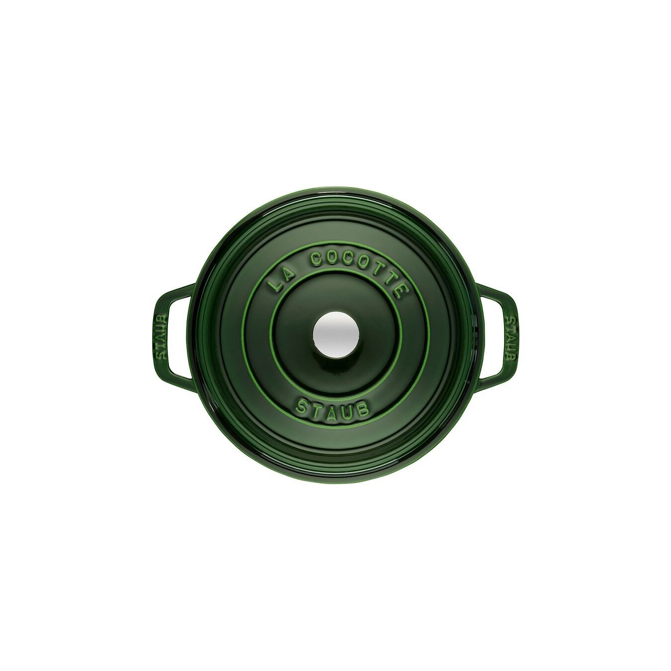 Döküm Tencere | Fesleğen | 24 cm | 3,8 l | yuvarlak,,large 2