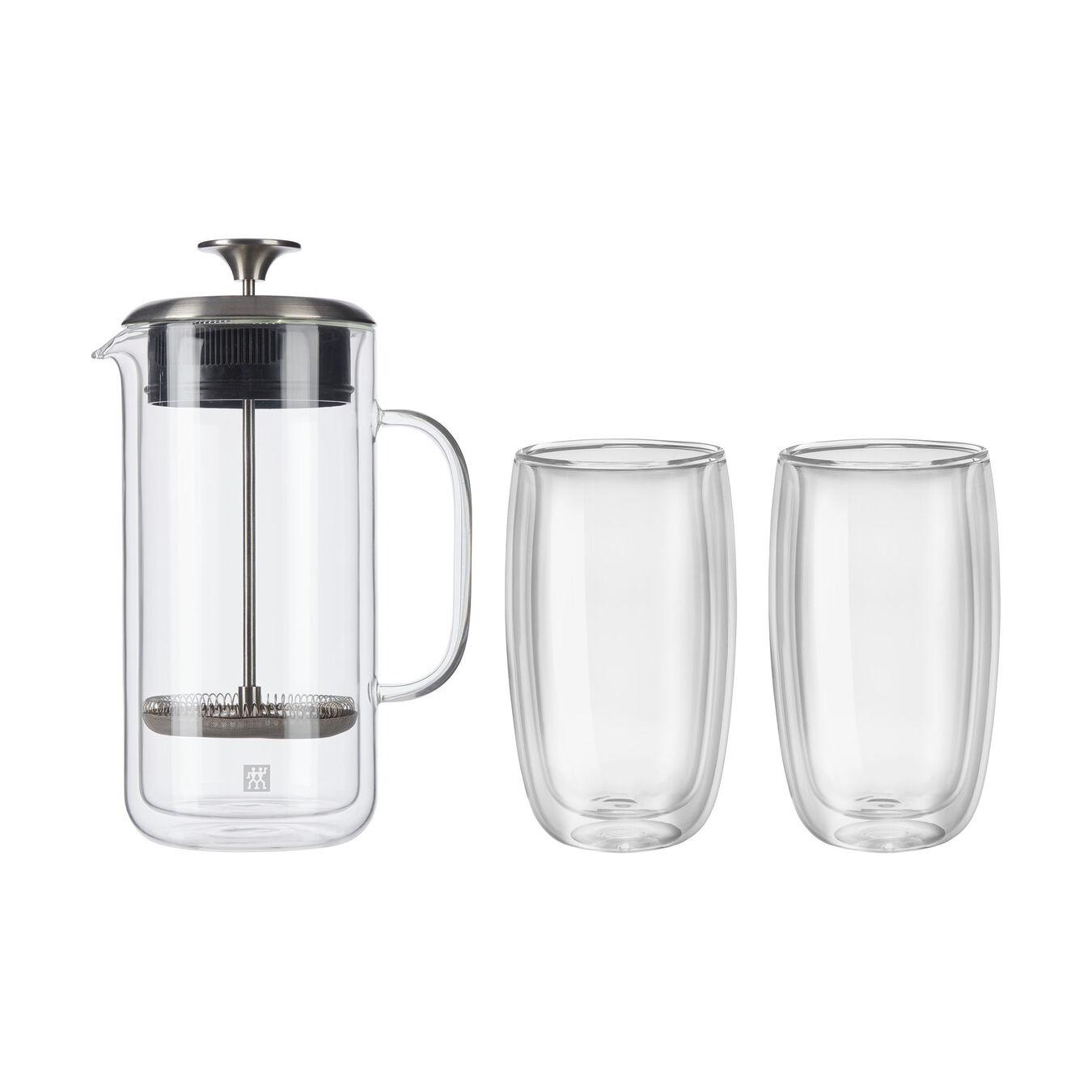 3-pc Mixed glass set,,large 1