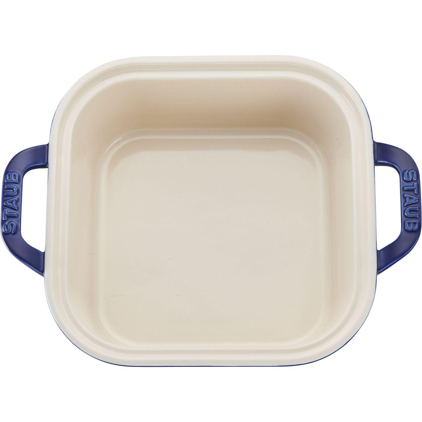 4-pc Baking Dish Set - Dark Blue,,large 6