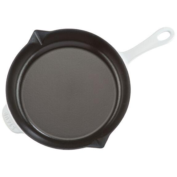 10-inch Enamel Frying pan,,large 7