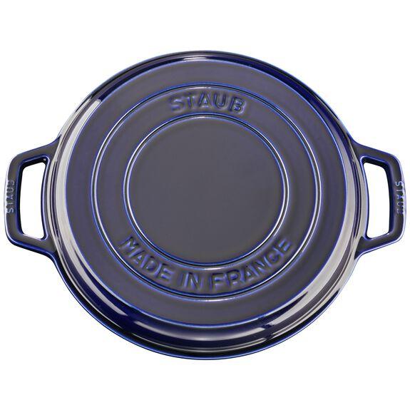 11-inch round Braise + Grill, Dark Blue,,large 2
