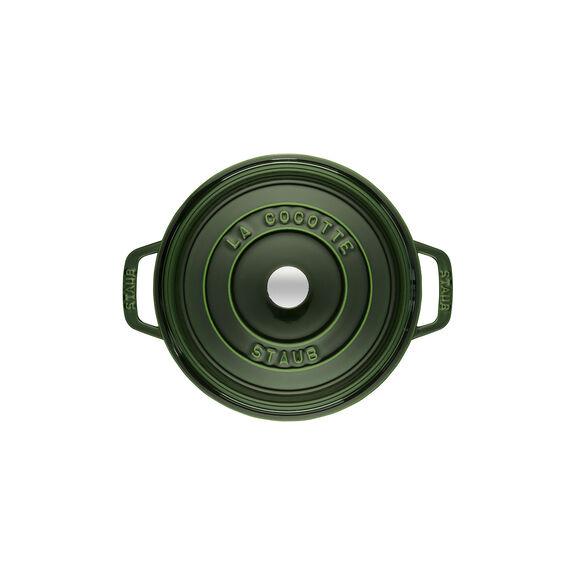 Döküm Tencere, 22 cm | Fesleğen | Yuvarlak | Döküm Demir,,large 3
