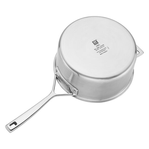Stainless Steel 4-Qt. Saucepan,,large 4