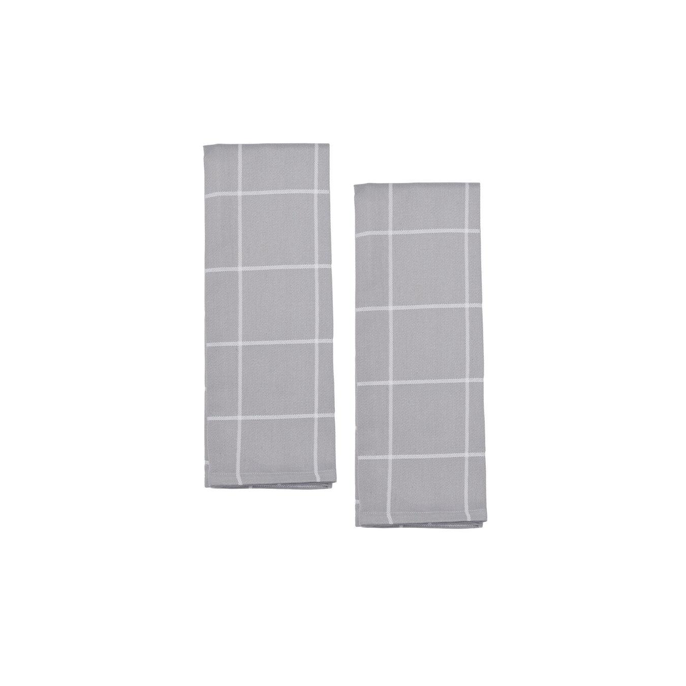 Kitchen towel, grey,,large 3
