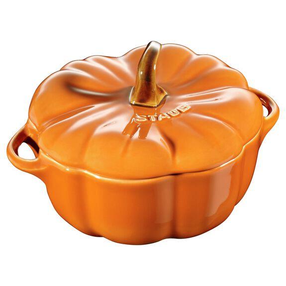 0.75-qt Special shape Cocotte, Burnt Orange,,large