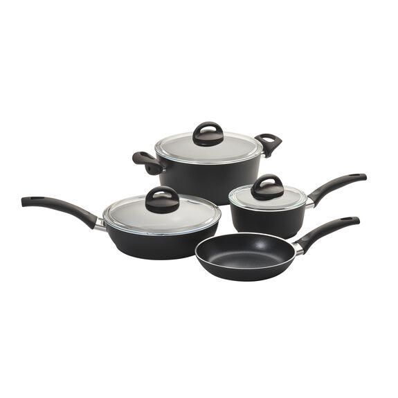 7-pc  Pots and pans set,,large 3