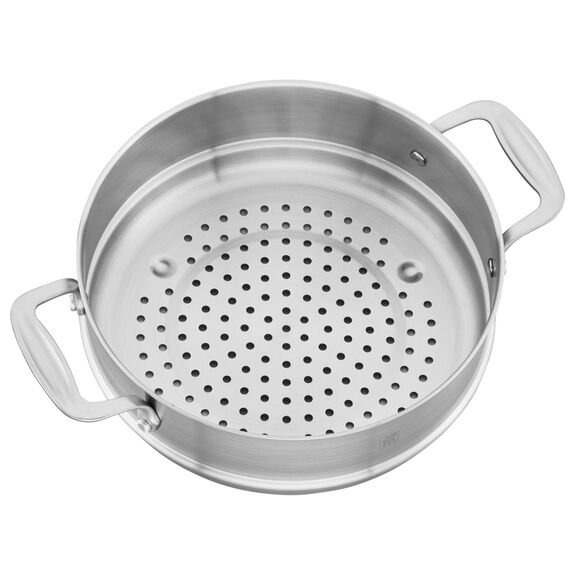 3-ply 6-qt Stainless Steel Steamer Insert,,large 2
