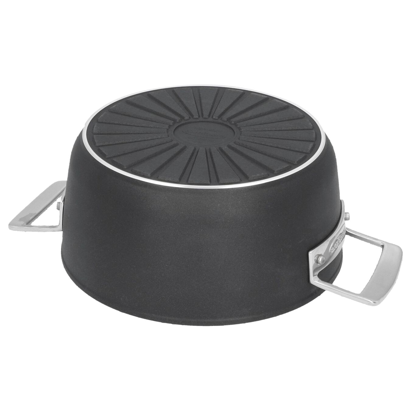 2.75 qt, Aluminium, Stew pot,,large 5