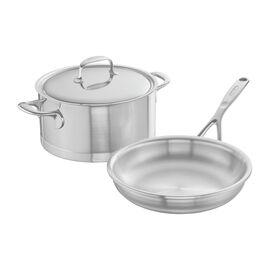 Demeyere Atlantis 7-Ply, 3-pc  Pots and pans set