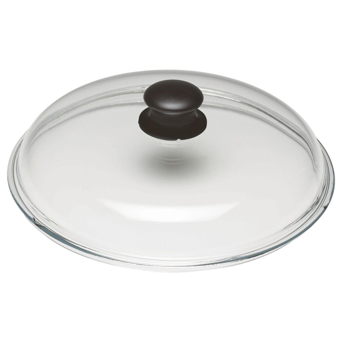 Coperchio - 20 cm, vetro,,large 1