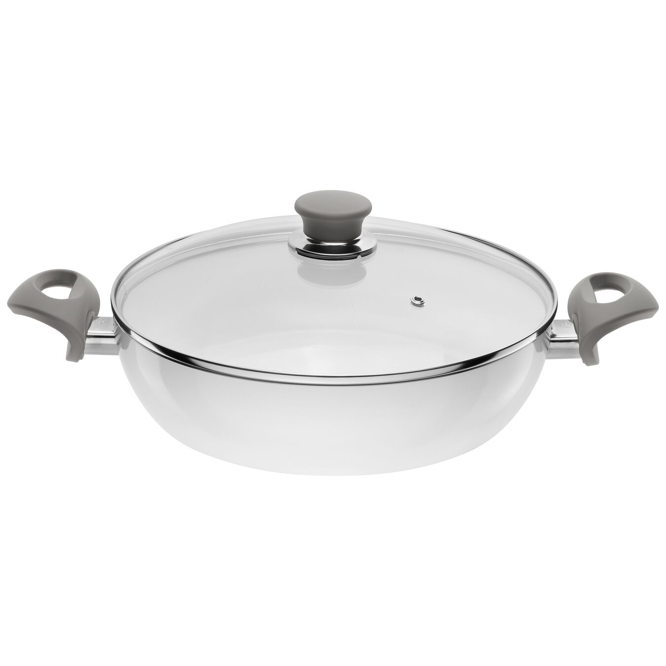 28 cm / 11 inch Special Formula Steel Frying pan,,large 1