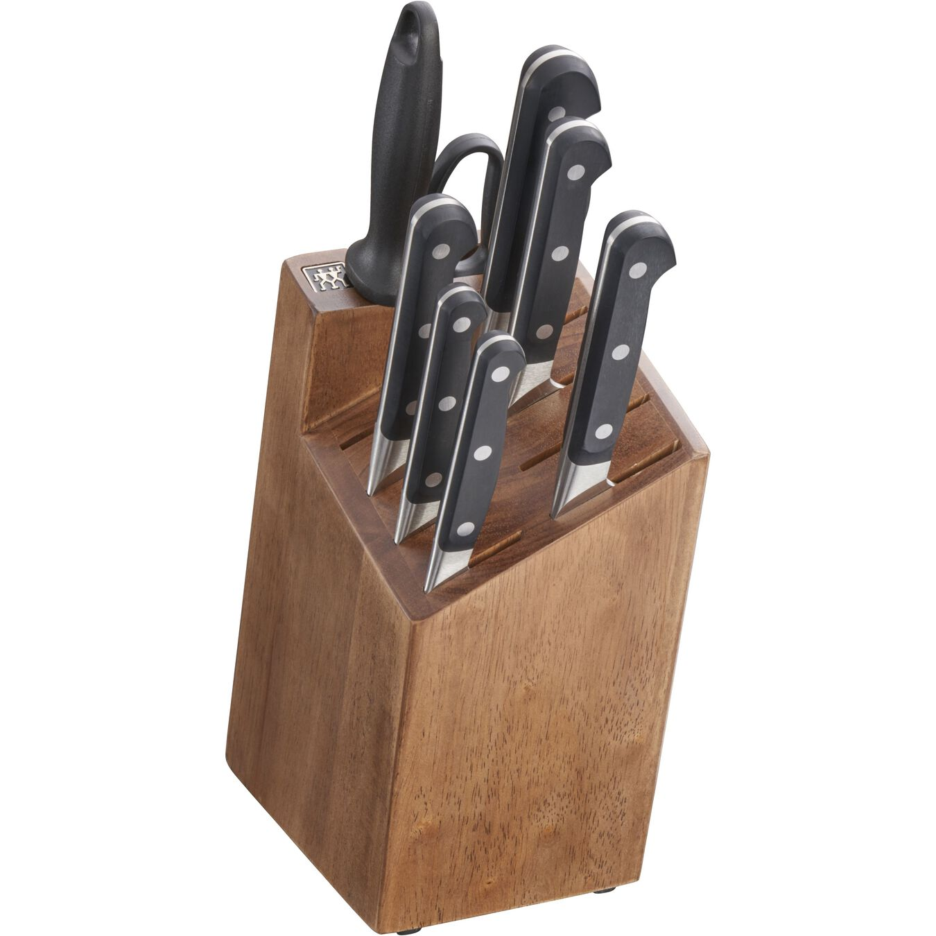9-pc Knife Block Set,,large 1