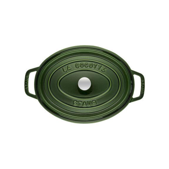 Döküm Tencere, 29 cm | Fesleğen | Oval | Döküm Demir,,large 2