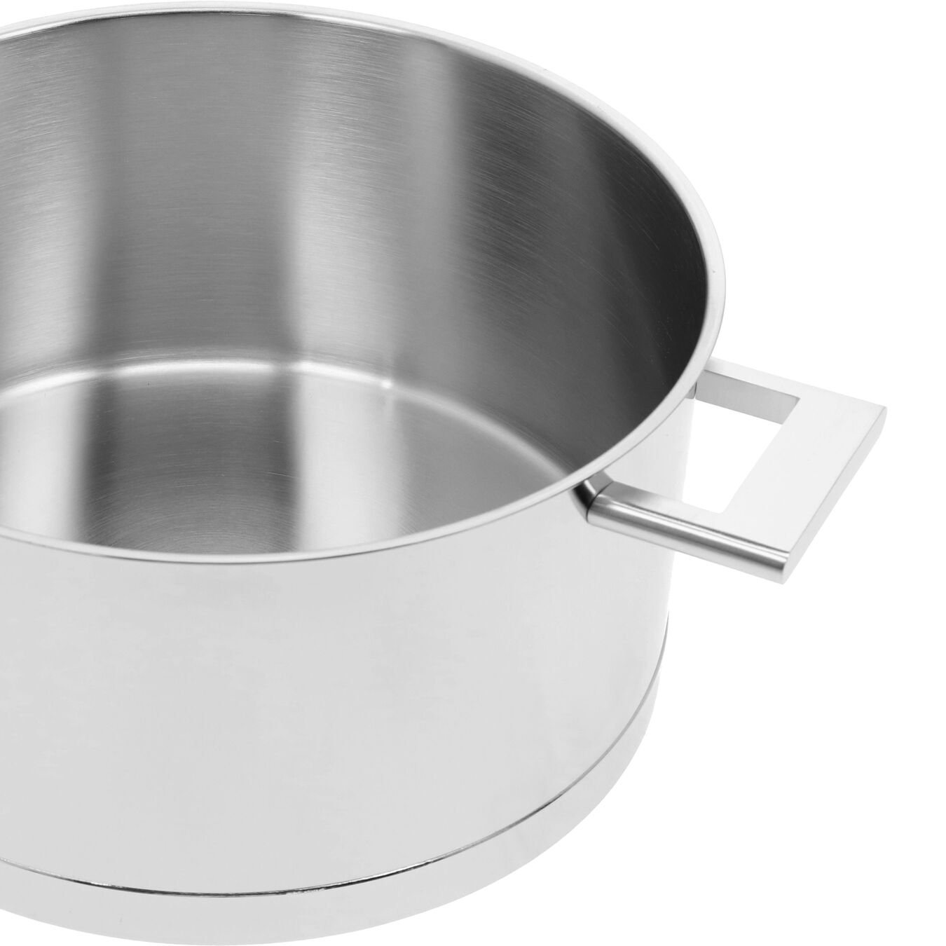 8.9 qt, 18/10 Stainless Steel, Dutch Oven with Lid,,large 4