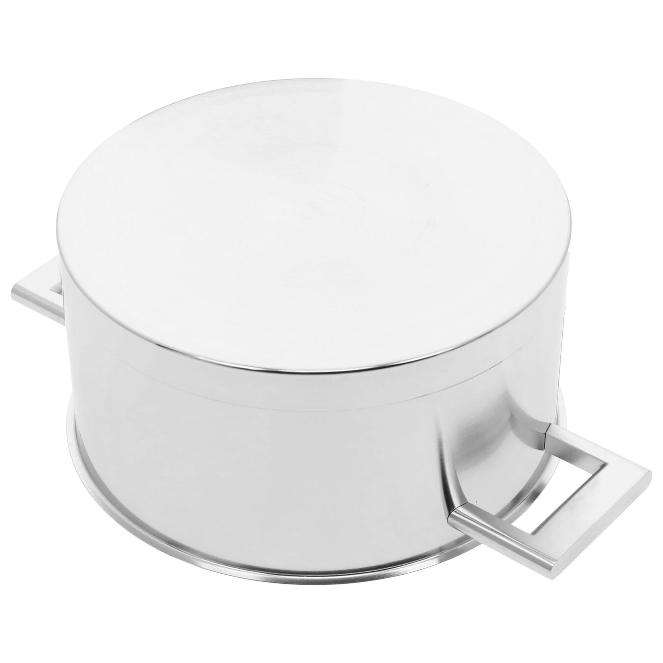 4.25 qt, 18/10 Stainless Steel, Stew pot with double walled lid,,large 7
