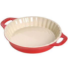 Staub Ceramics,  Ceramic Pie dish