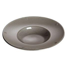Staub Cast iron, 21 cm Cast iron round Plate, Graphite-Grey
