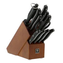 Henckels Definition, 12-pc Knife Block Set - Harwood