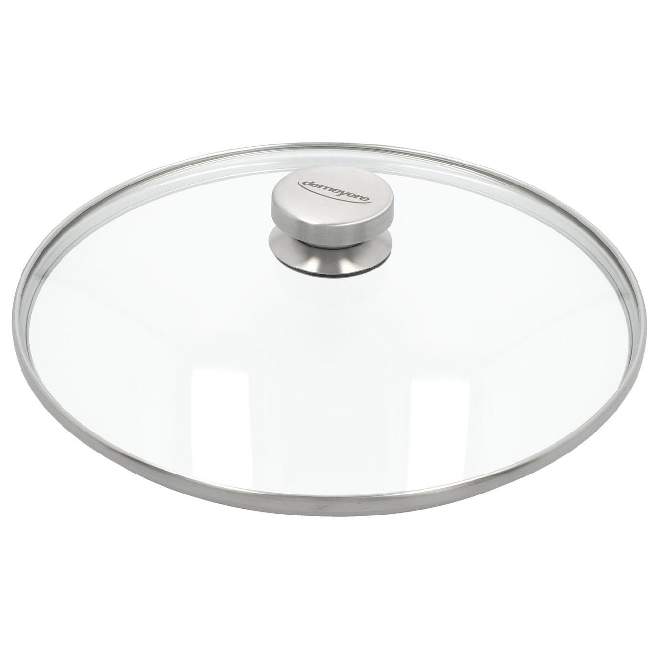 Couvercle, 30 cm | Rond(e) | Verre,,large 1