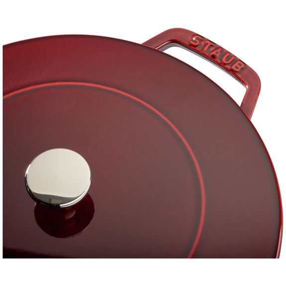 9.45-inch round French oven, Grenadine,,large 4