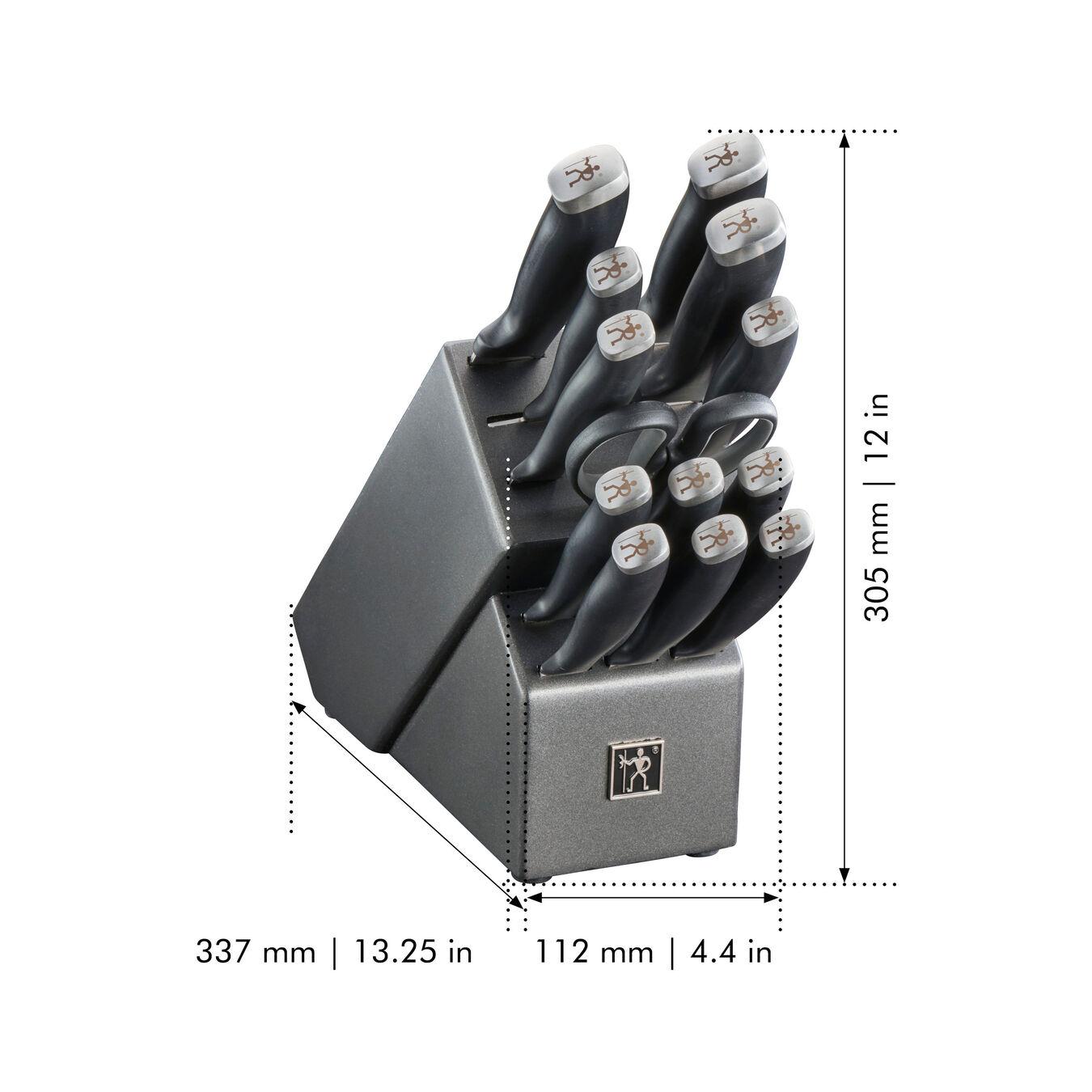 14-pc, Knife block set,,large 4