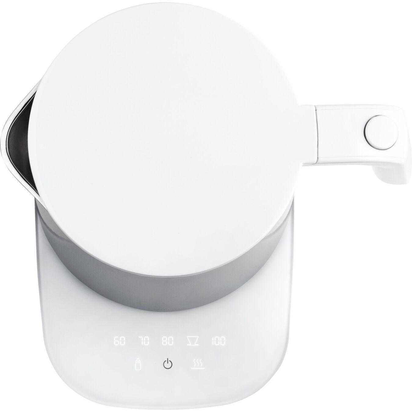 Elektrisk vattenkittel Pro, 1,5 l, Silver,,large 7