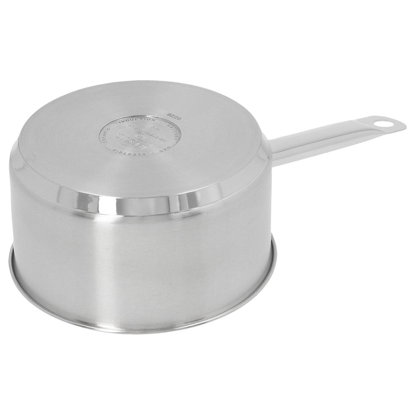 Steelpan met deksel 16 cm / 1,5 l,,large 2