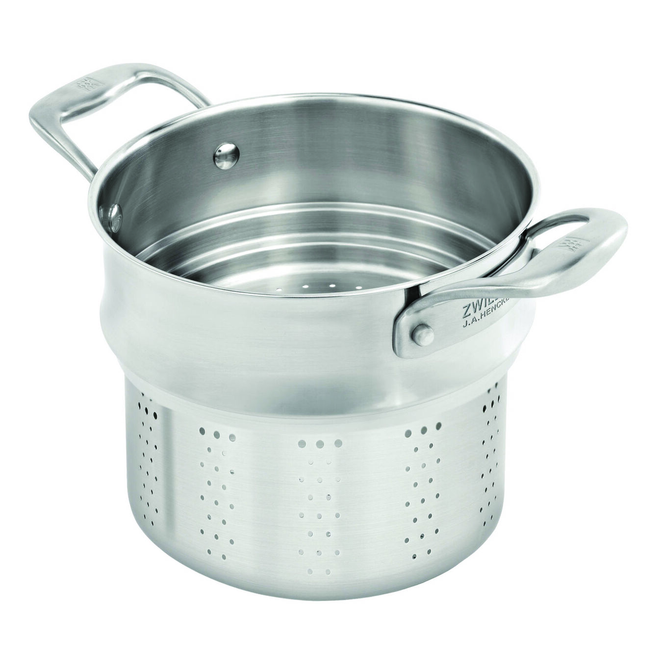 24 cm 18/10 Stainless Steel Steamer insert,,large 1