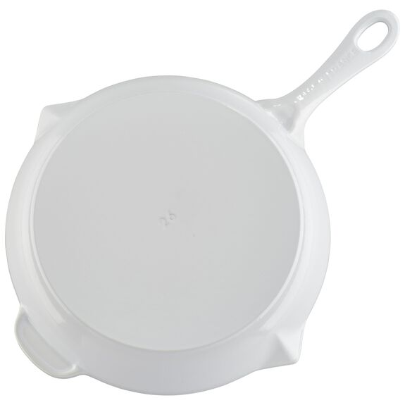 10-inch Fry Pan - White,,large 4