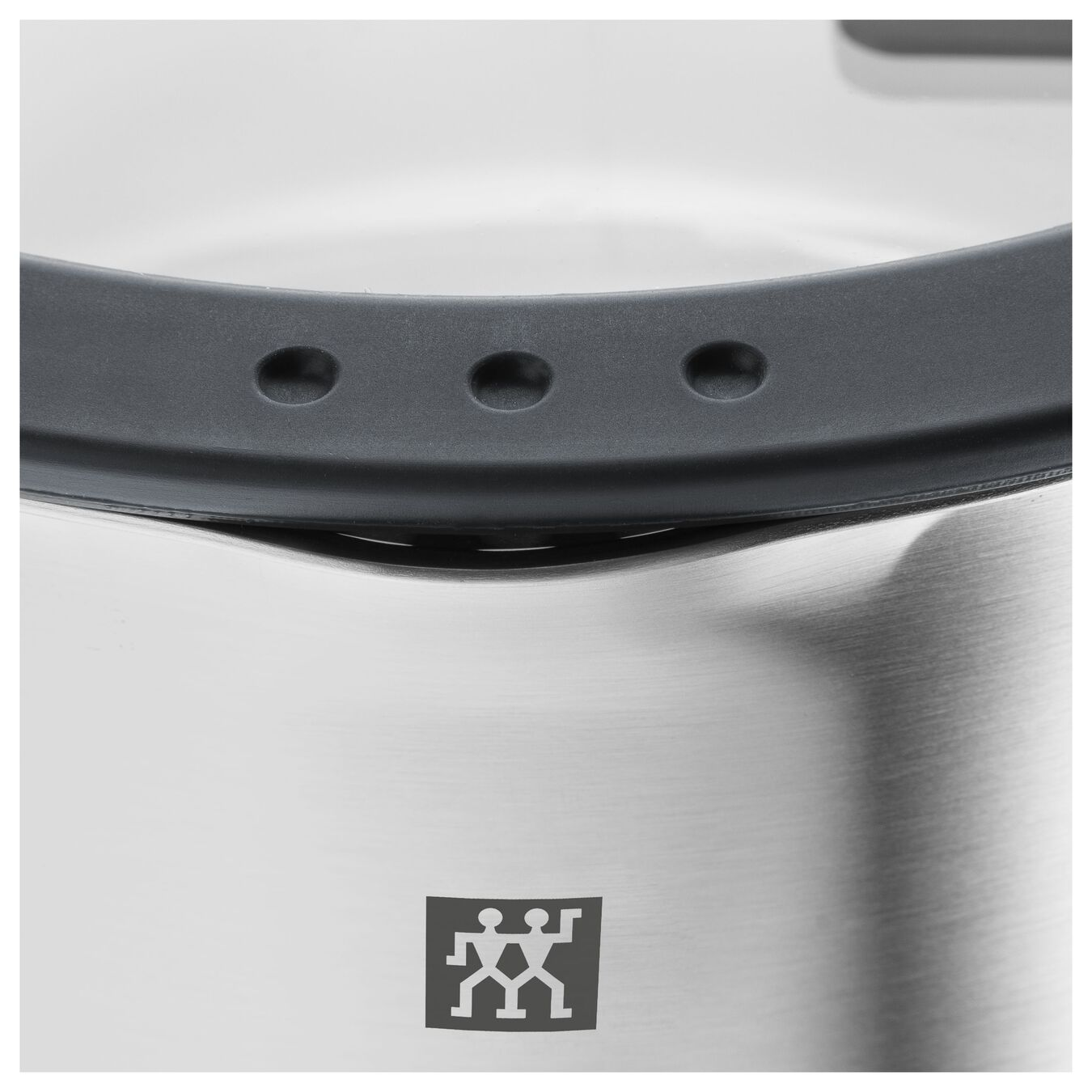 Casseruola con manico - 16 cm, acciaio inox,,large 2