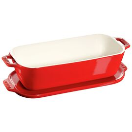 Staub Ceramics, 10-inch Ceramic Loaf pan