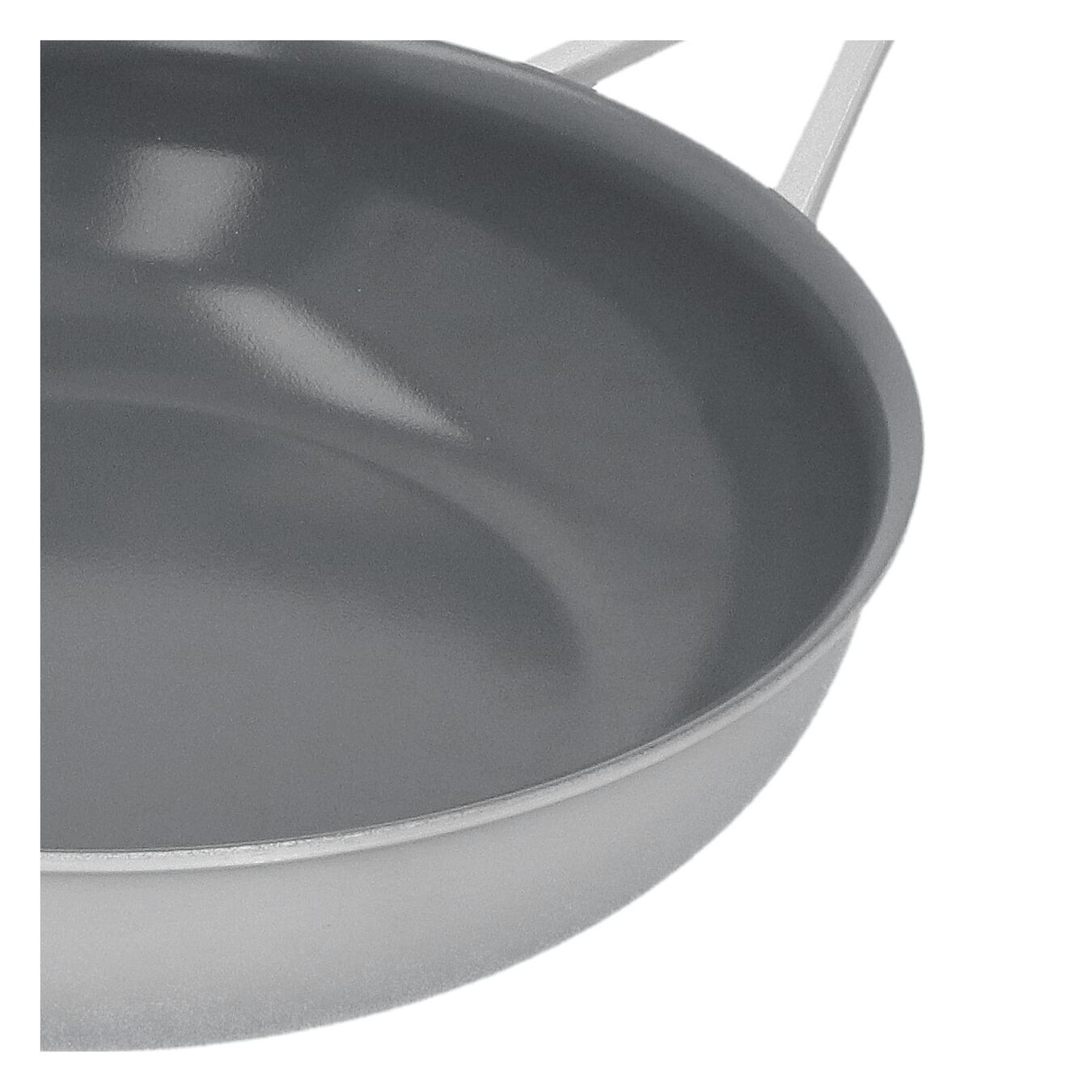 8-inch, 18/10 Stainless Steel, Non-stick, Ceramic, Frying pan,,large 3