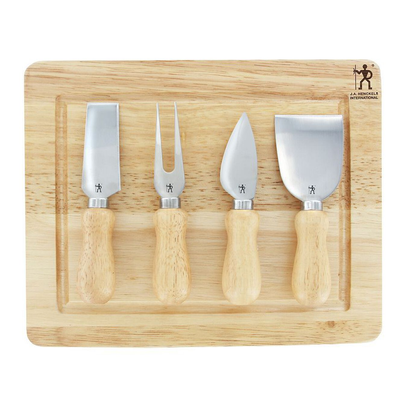 5-pc Cheese Knife Set,,large 1