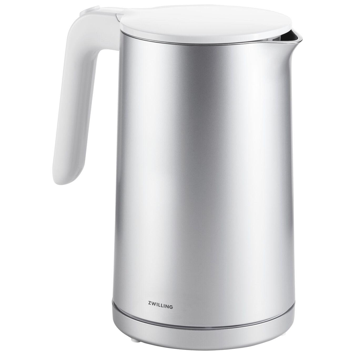 Wasserkocher, 1,5 l, Silber,,large 2