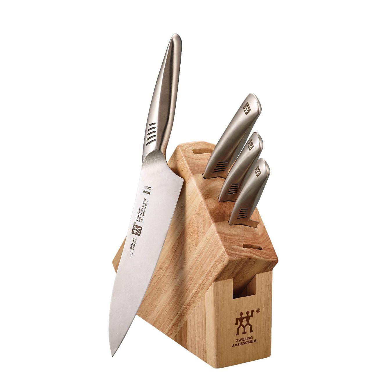 5 Piece Knife block set,,large 1