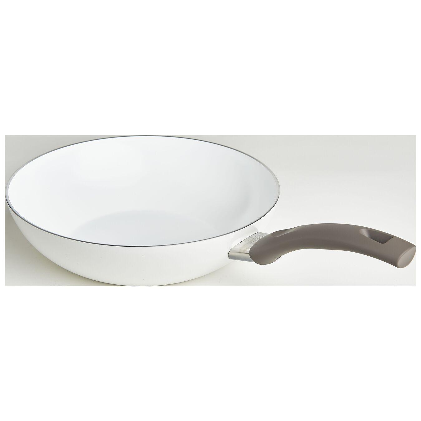 Wok/Gemüse/Pastapfanne 24 cm, Aluminium,,large 1