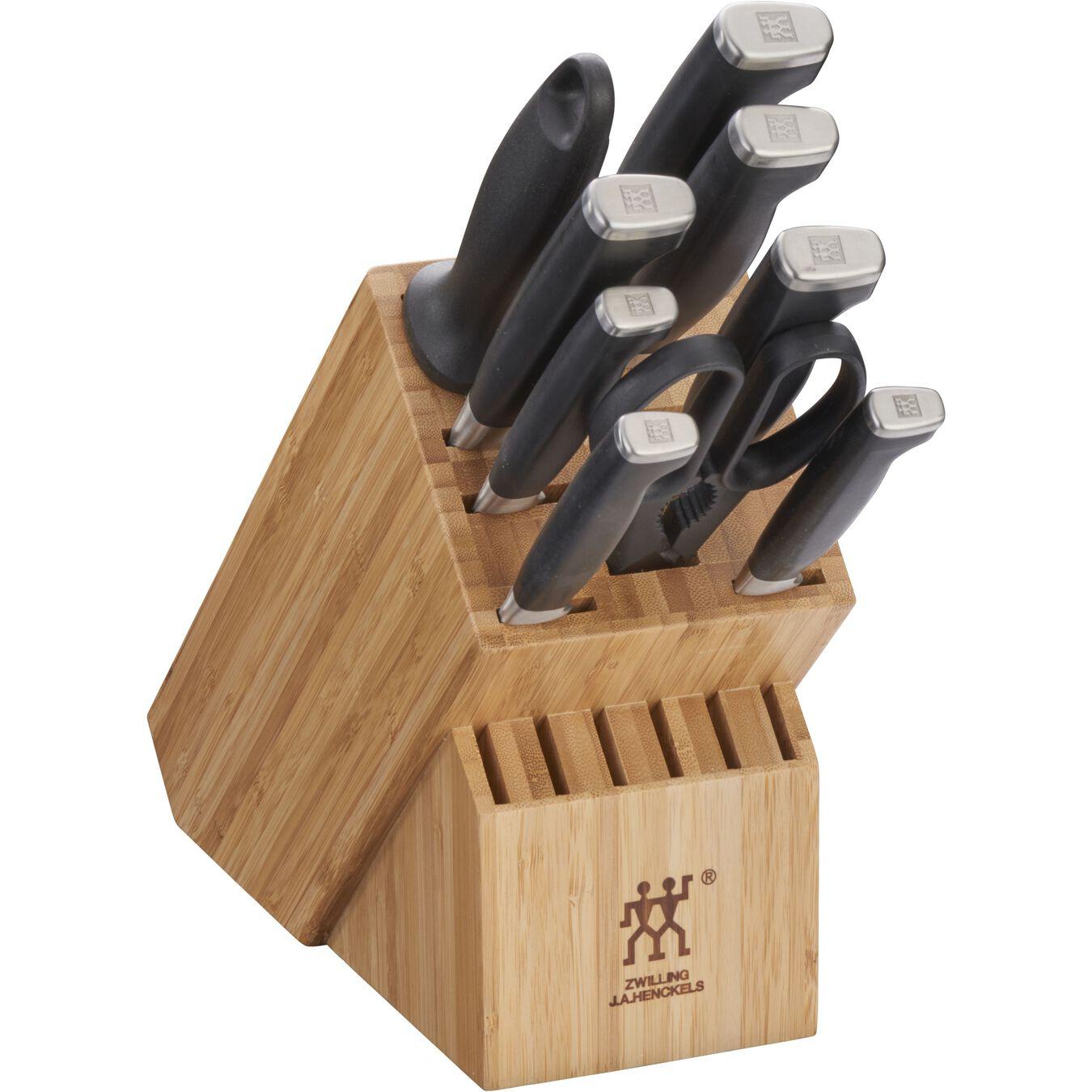 10-pc Knife Block Set,,large 1