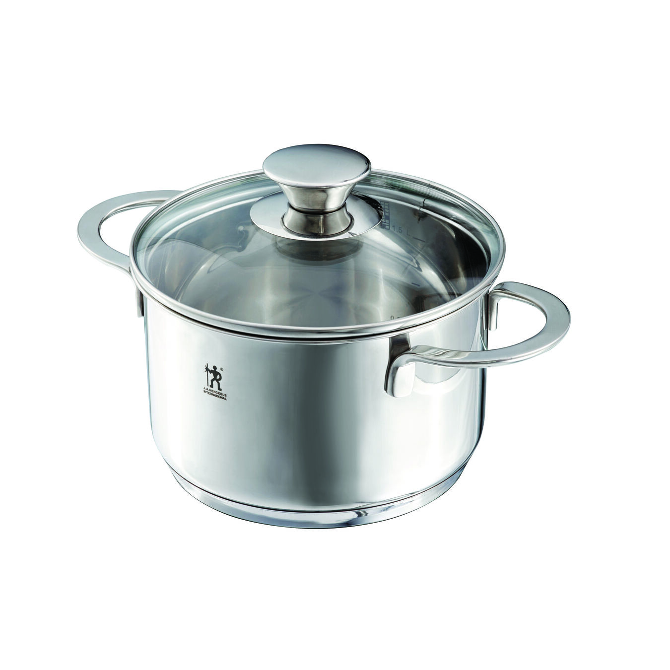 10 Piece 18/10 Stainless Steel Cookware set,,large 3