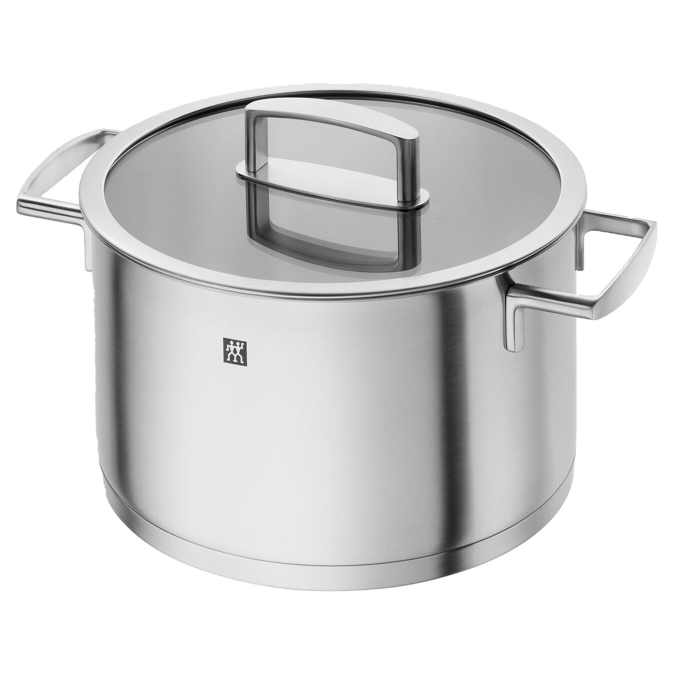 Pot set, 10 Piece   round   18/10 Stainless Steel,,large 6