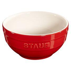 Staub Ceramique, Bowl 12 cm, Cerâmica, Vermelho cereja