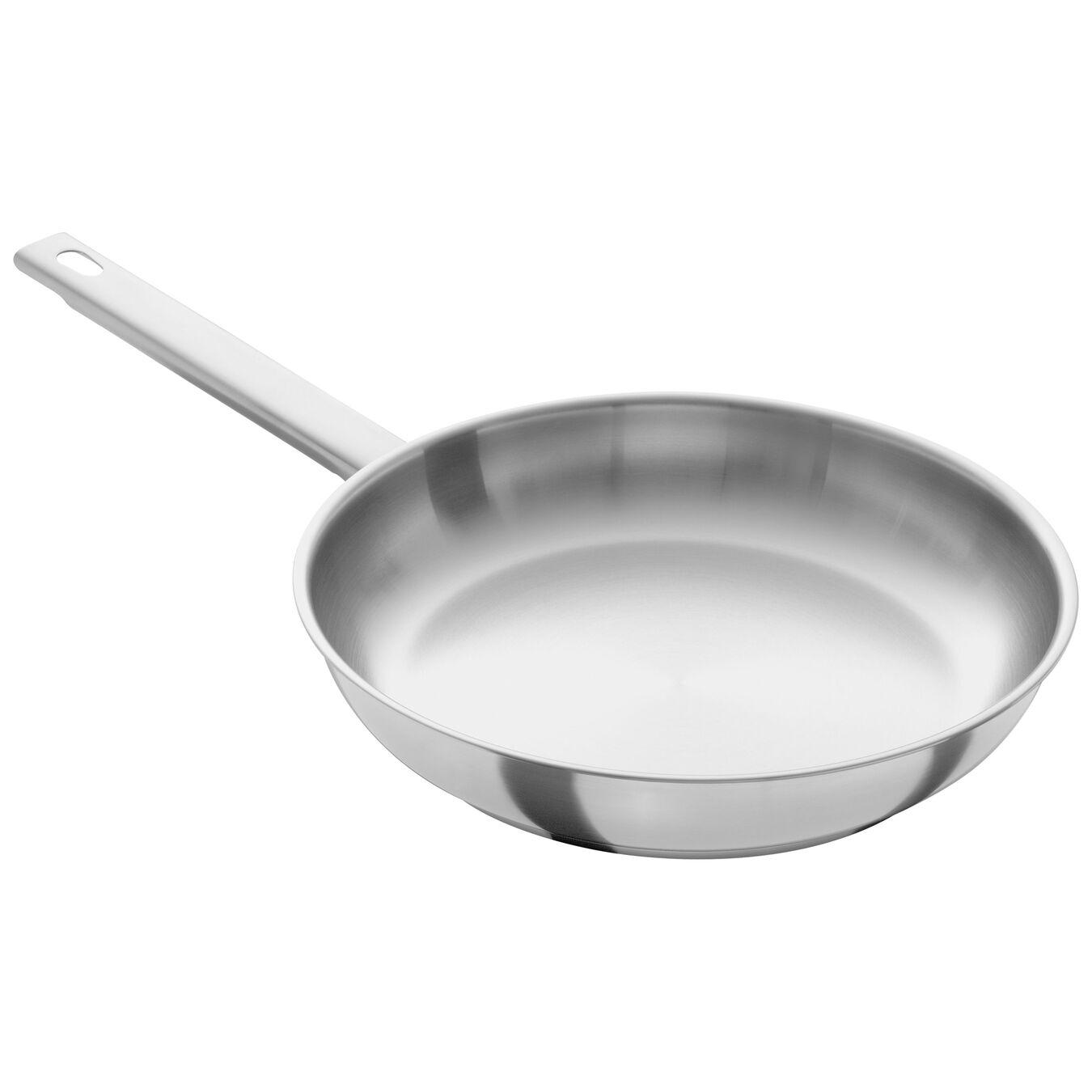 12-pcs 18/10 Stainless Steel Ensemble de casseroles et poêles,,large 3