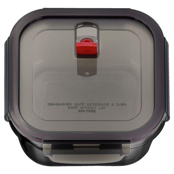 1-l-/-1.25-qt Borosilicate glass Storage jar,,large 5