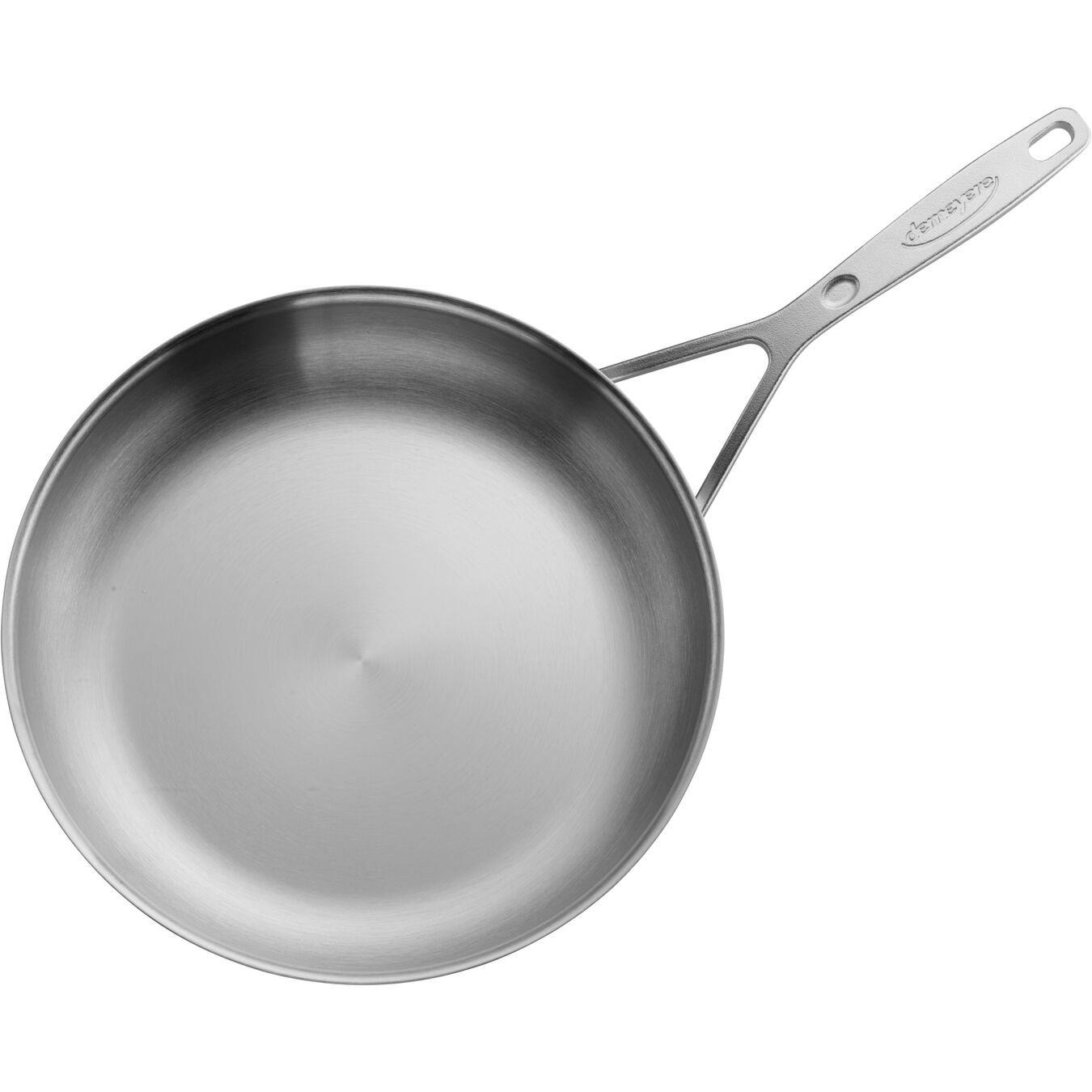 11-inch, 18/10 Stainless Steel, Non-stick, Frying pan,,large 4