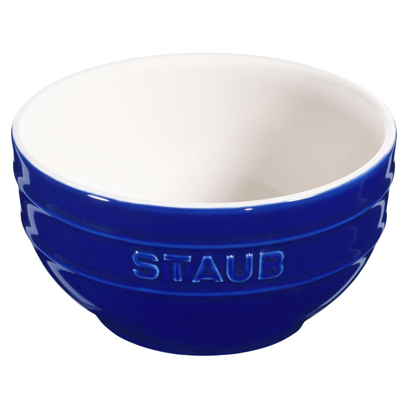 Bol 14 cm, Céramique, Bleu intense,,large 1