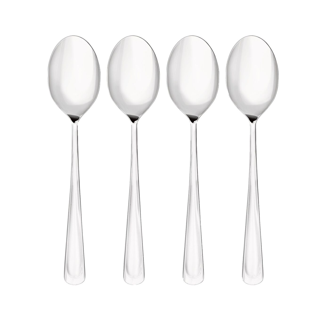 Dinner spoon set, 4 Piece,,large 1
