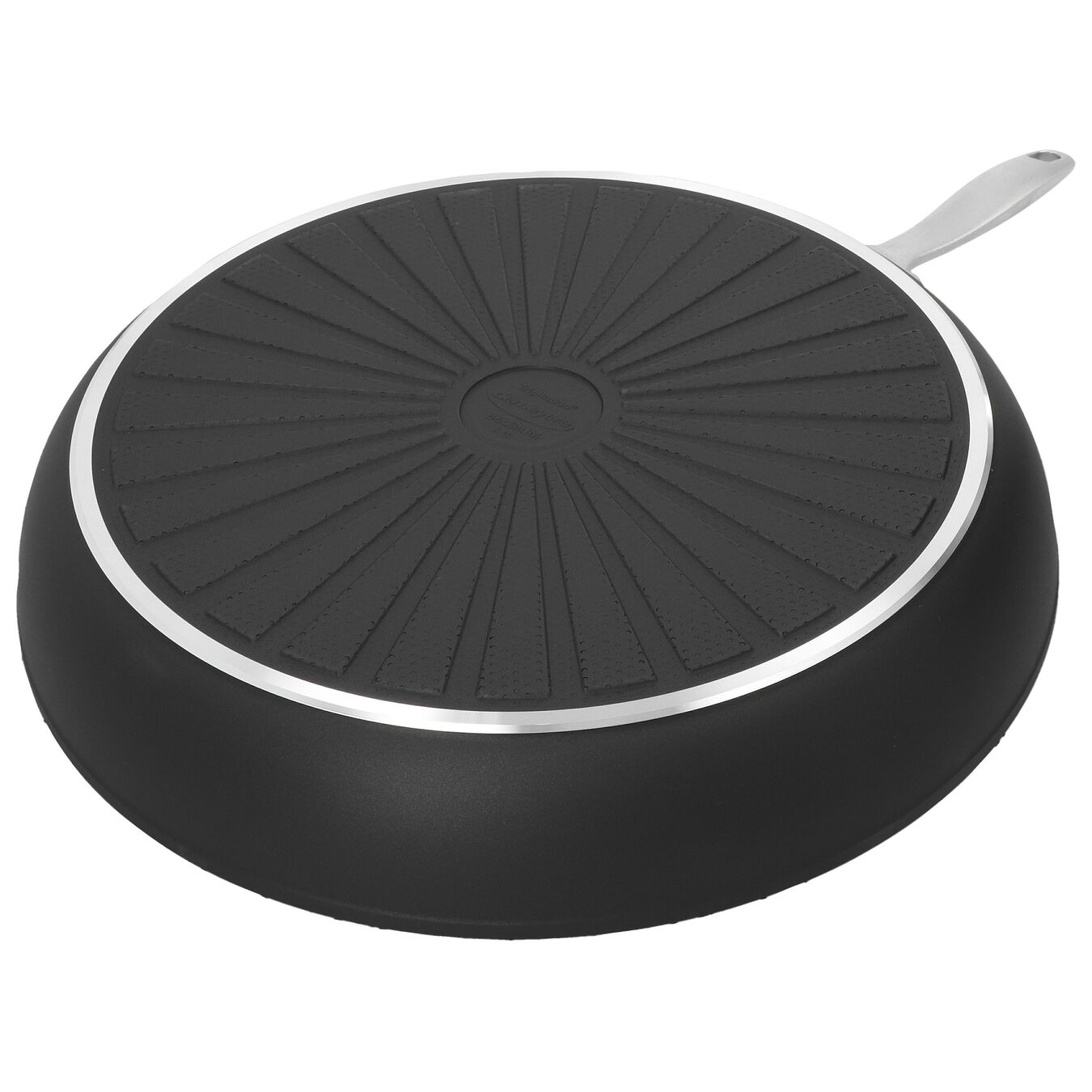 12.5-inch, aluminium, Non-stick, Frying pan,,large 2